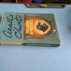 The Labors of Hercules A Hercule Poirot Collection