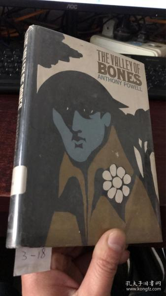 THE VALLEY OF BONES by ANTHONY POWELL (精装)