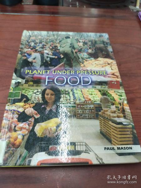 planet under pressure food