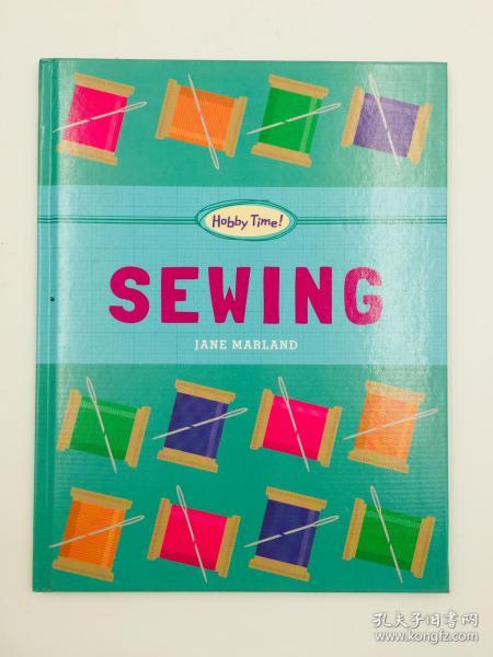 Sewing (Hobby Time!)