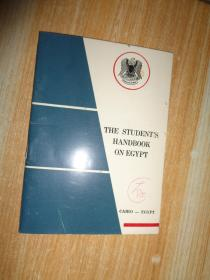 THE STUDENTS HANDBOOK ON EGYPT