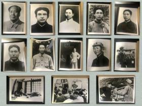 伟大领袖毛主席永远活在我们心中 新闻照片一套全(63张)