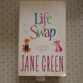 大32开英文原版 Life Swap