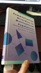Communication Disorders in Multicultural Populations (精装)