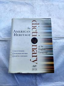 The American Heritage Dictionary of the English Language, Fifth Edition:美国传统词典 第五版