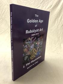 藏家必备参考书:The golden age of Rubaiyat art 1884-1913  I The Illustrators