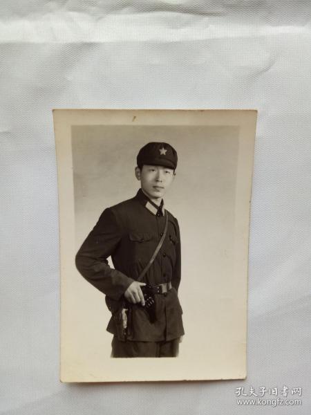 老照片 军人照