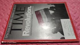 Time February 14,2011(品相如图)(英文原版,美国时代周刊) 最佳英语阅好英语学习资料 /英文原版杂志