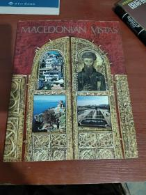 原版外文画册:MACEDONIAN.VISTAS
