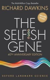 The Selfish Gene (40th Anniversary Edition)