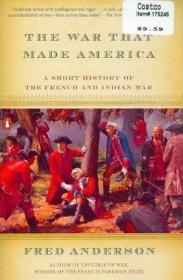 促成美国的战争:法印战争的简史 The War That Made America : A Short History of the French and Indian War