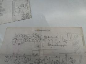 星牌LYH—502B型收录两用机电原理图 +接线图