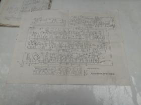 31/ 35/ 44D—型黑白电视接收机电原理图