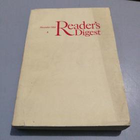 Readers Digest 1984年7-9月合订本