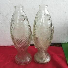 琉璃鱼型酒瓶