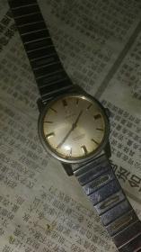 老式雪铁呐手表(70年代)