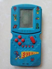 王中王三代早期游戏机