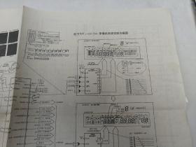 松下NV—450/250录像机系统控制方框图 777放像机电原理图!