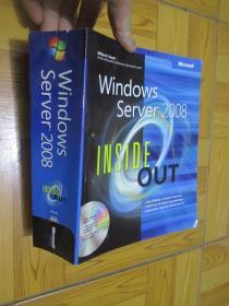 Windows Server 2008 Inside Out   (小16开)