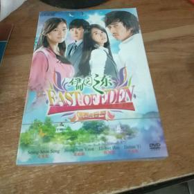 《伊甸园之东》10个DVD 韩剧