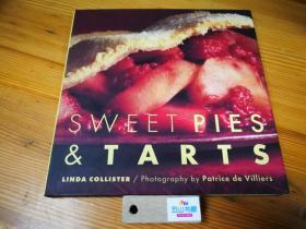 SWEET PIES & TARTS 甜馅饼和蛋挞 (精美西式甜品制作)