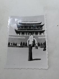 银川南门照片