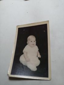 外国1974年宝宝彩色照片