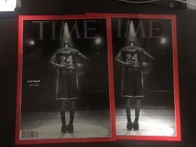 Time时代周刊 2020科比封面 科比纪念