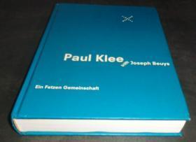 2手德文 Paul Klee trifft Joseph Beuys 保罗·克利 约瑟夫·博伊斯 sfd69