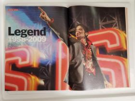 Time magazine 时代周刊 2009年7月13日 迈克尔.杰克逊  MJ