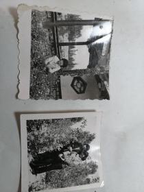 老照片两张