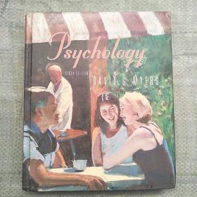 Psychology SIXTH EDITION(心理学 第六版)扉页有名字