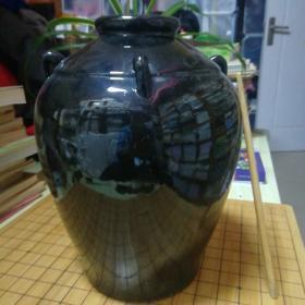 瓷器罐(大号 四个耳朵)