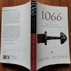 1066 the year of the three battles(英文原版)