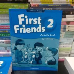 Oxford英国牛津儿童英语 First Friends 2 Activity Book 活动手册