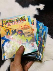 52 集电视卡通系列丛书,《西游记》2 4 5 6 8 9 10 11 12九本合售