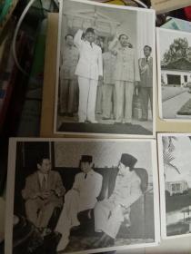 中国印度尼西亚友好(6张套,全)