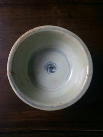 明青花茶碗