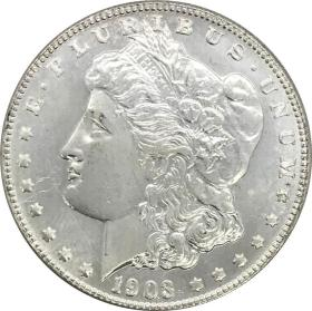 美利坚合众国1903年硬币
