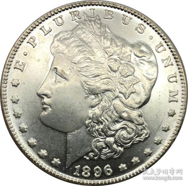美利坚合众国1896年硬币