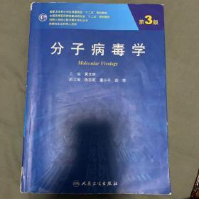 分子病毒学(第3版/研究生)