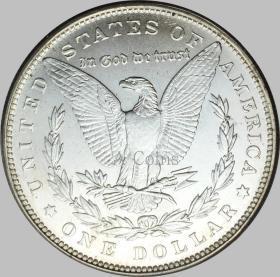 美国1882年硬币