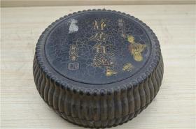 中国龛砚端砚大尺寸砚台171139296文房四宝毛笔用砚台原石砚台