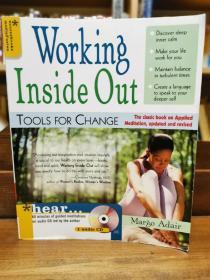 表里之境:冥想练习指南 Working Inside Out Tools for Change (With CD) by Margo Adair (冥想)英文原版书