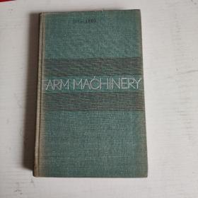 FARM  MACHINERY农用机械手册
