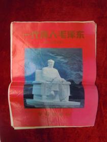 一代伟人毛泽东 (宣传教育挂图)(30张全)