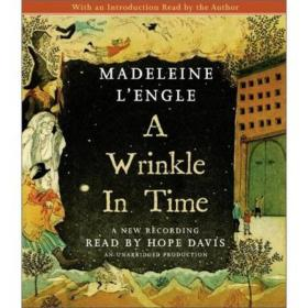 A Wrinkle in Time (Madeleine L'Engle's Time Quintet) (Audio CD)
