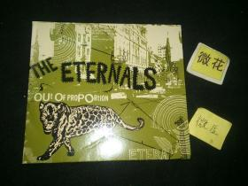 THE Eternals OUT OF Proportion 日版蝶 开封品 641C