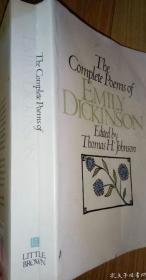 【精装英文原版早期版本】《艾米莉·狄金森诗歌全集》狄金森诗集 the Complete Poems of Emily Dickinson