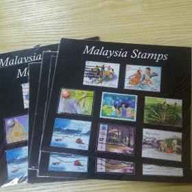 马来西亚邮票折